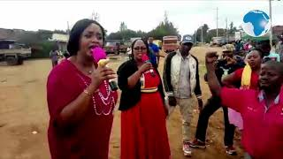 Laikipia Woman Rep Catherine Waruguru slams Kamanda for last Sunday's