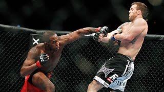 Jon Jones vs Ryan Bader Full Fight Night Result FULL SCREEN