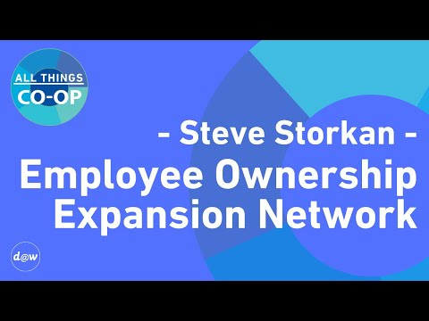 All Things Co-op: Interview with Steve Storkan, EOX Network