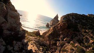 FPV at Portuguese coast - GoPro Max