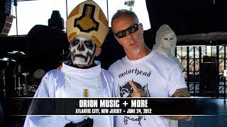 Металл-группа Металлика, Metallica - Orion Music & More Day 2 Recap (Live - Atlantic City, NJ) - MetOnTour
