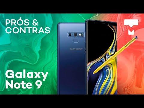 43d11dbc2 Samsung Galaxy Note 9  5 prós e contras em relação aos concorrentes -  TecMundo
