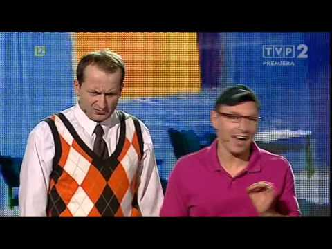 Kabaret Moralnego Niepokoju - Promocja z polskiego