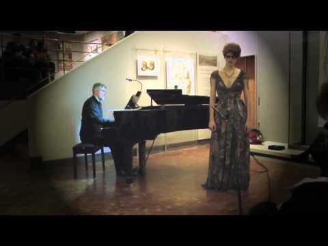 "F.Schubert, Winterreise, ""Der Leiermann"" - Lenia Safiropoulou-Andrej Hovrin"