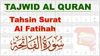 Belajar Tajwid & Tahsin Surat Al Fatihah | Aisar | Ustadz Abu Hamid Fauzi Bin Isnen