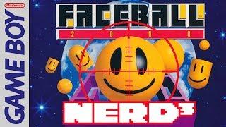 Nerd³ Retro - Faceball 2000 - The 3D Game Boy FPS