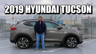 2019 Hyundai Tucson 48V Hybrid SUV (ENG) - Test Drive And Review
