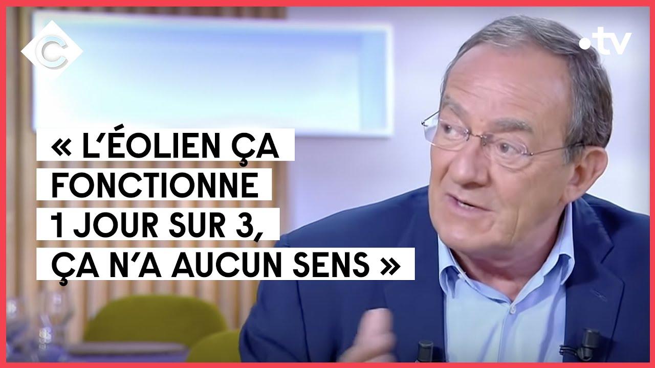Invités : Alain Duhamel et Jean-Pierre Pernaut  - C à Vous - 17/09/2021