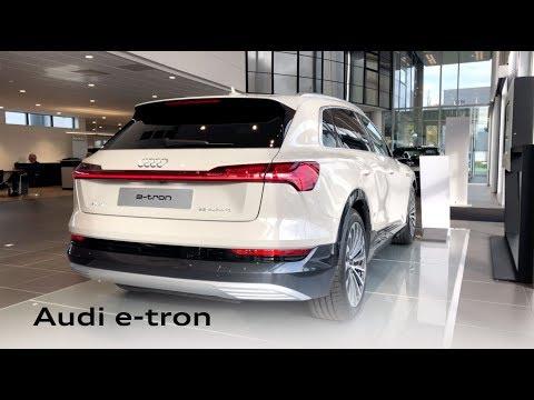 De Audi e-tron preview – Vandenbrug.nl