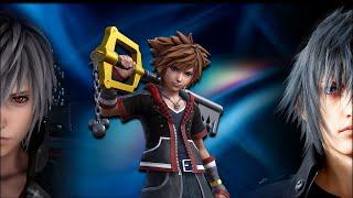 Who Is Yozora? What is Fabula Nova Crystallis? | [Kingdom Hearts Theory] ~ Feat. LunarLux