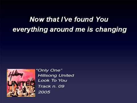 Hillsong United - Only One (Lyrics)