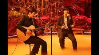 野口五郎、三浦祐太朗と名曲「秋桜」熱唱でウルッ「心で号泣」