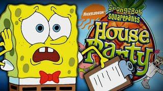 Why SpongeBob's House Party Failed
