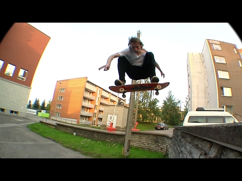 Aleksandr Tubin | TransWorld SKATEboarding