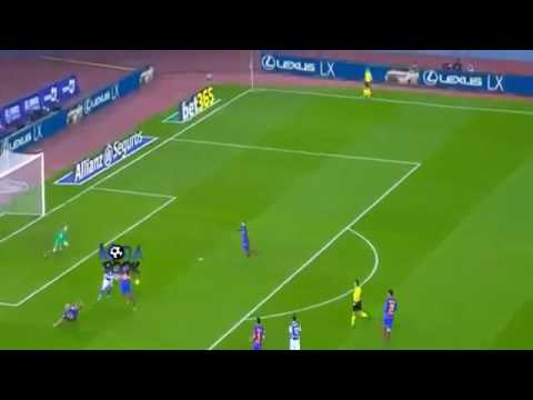 FC Barcelona vs Real Sociedad 1 - 1 goals & highlights (La Liga 27/11/2016) HD