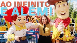A inauguração de Toy Story Land foi muito mágica! • Karol Pinheiro