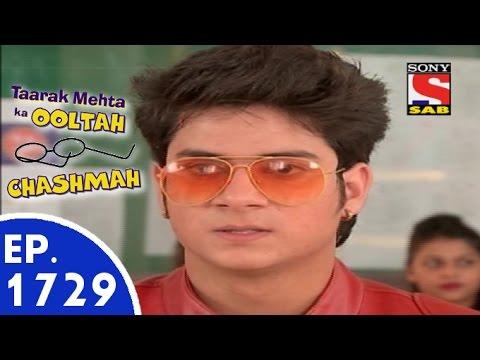 Taarak Mehta Ka Ooltah Chashmah - तारक मेहता - Episode 1729 - 31st July, 2015
