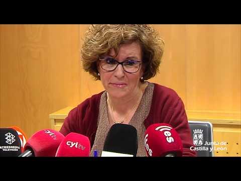 Vídeo con la comparecencia de Carmen Pacheco