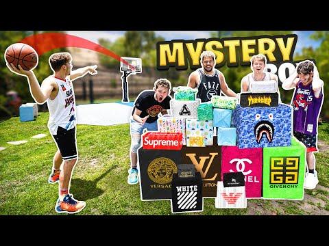 Make The Shot WIN Mystery Box 🎁 – 1v1 Basketball Challenge