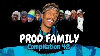 PROD FAMILY | COMPILATION 48 - | PROD.OG VIRAL TIKTOK | COMEDY SERIES | FUNNY LAUGH BINGE 2021