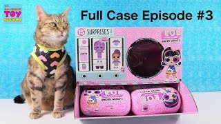 LOL Surprise Under Wraps Series 4 #3 Unboxing Doll Toy Review | PSToyReviews