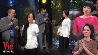 Dàn nghệ sĩ ngỡ ngàng khi gặp người phụ nữ xác lập kỷ lục có mái tóc dài nhất Việt Nam |Ký Ức Vui Vẻ