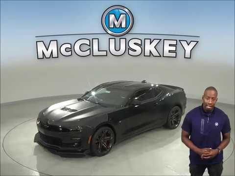 New 2020 Chevrolet Camaro SS