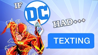 IF DC HAD TEXTING