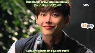 Jung Yup - Why did you just came now (Sub Español - Hangul - Roma) [I Hear Your Voice OST]