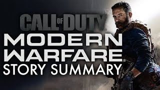 Call of Duty: Modern Warfare (2019) Story Summary - What You Need to Know! [SPOILERS]