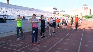 Бесплатные тренировки по технике бега в Уссурийске