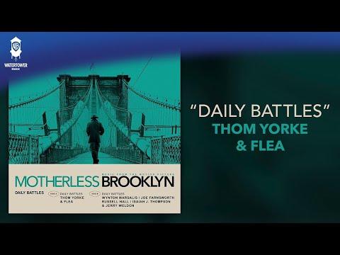 "DAILY BATTLES (FROM MOTHERLESS BROOKLYN: ORIGINAL MOTION PICTURE SOUNDTRACK) (7"")/THOM YORKE & FLEA/レディオヘッドのトム・ヨークとレッチリのフリーが映画の為に書き下ろしたコラボ楽曲!|ROCK / POPS / INDIE|ディスクユニオン・オンラインショップ|diskunion.net"