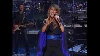 Céline Dion   I'm Alive ( David Letterman )