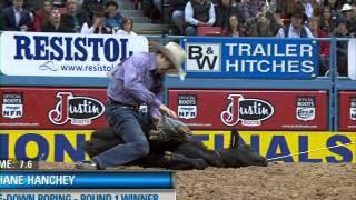 2013 Wrangler NFR Round 1 Highlights