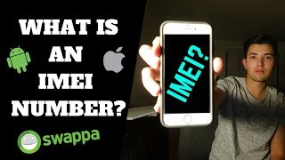 WHAT IS AN IMEI NUMBER?