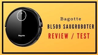 [Review/Test/Unboxing] BL509 Saugroboter by.Bagotte [Deutsch]