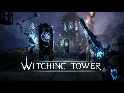 Witching Tower VR — Official Trailer | Steam, VIVEPORT, Oculus Store thumbnail