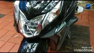 New Honda Dio Dx black More attractive