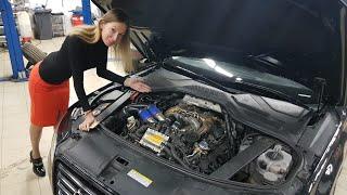 Самая быстрая Audi A8 в МИРЕ унизила мою Tesla