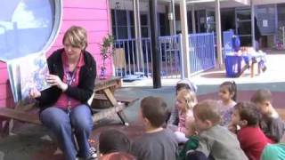Preschoolers Group Time