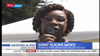 Senate committee on agriculture calls for audit of Sony Sugar Company