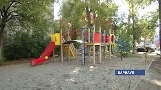 Больше 20 современных детских площадок появится до конца этого года в Барн
