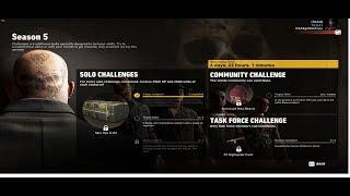 Ghost Recon WildlandsSeason 5 Week 1 Solo Challenge 1