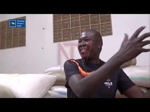 Sorghum Growers worried Nile Breweries buys less