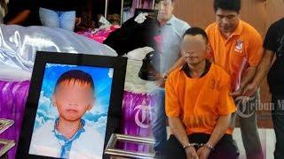 Bersandiwara setelah Bunuh Anak Kandung, FS: Apa yang Terjadi pada Anak Saya?
