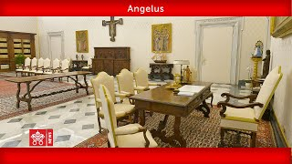 Angelus 01. Januar 2021  Papst Franziskus