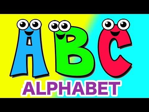 ABC Song | ABCD Alphabet Songs | ABC Songs for Children | 3D ABC Nursery Rhymes
