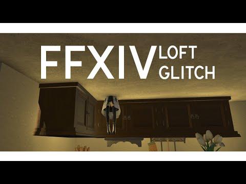 FFXIV] 4 4 How to do the new loft glitch - Still works