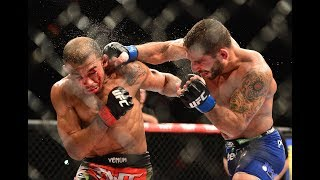 САМЫЙ ЗРЕЛИЩНЫЙ БОЙ ЗА ВСЮ ИСТОРИЮ UFC лучшие бои 2017 в HD качестве