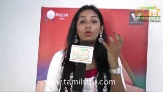 Lakshmi Priya at Kallapadam Movie Team Interview